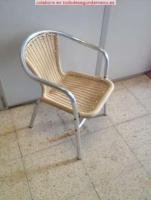 sillas terassa aluminium en tododesegundamano.es