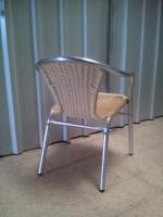 se vende sillas de terrassa aluminium